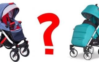 Как выбрать правильно трость коляску