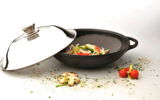 Как выбрать вок сковороду