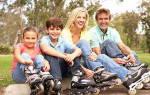 Как выбрать ребенку роликовые коньки