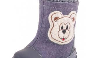 Какую обувь ребенку выбрать на зиму