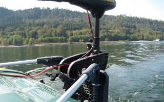 Как выбрать лодочный электрический мотор