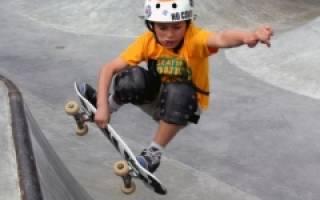 Как правильно выбрать скейтборд для ребенка