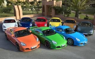 Как цвет автомобиля выбрать