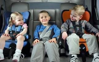Какое автокресло выбрать для ребенка от 3 лет