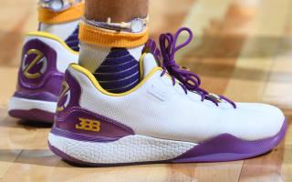 Баскетбольные кроссовки как выбрать
