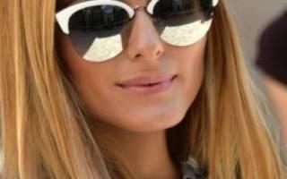 Как выбрать очки по форме лица женщине фото