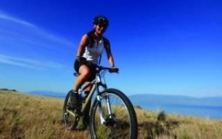 Как выбрать велосипед для женщины по росту и весу таблица