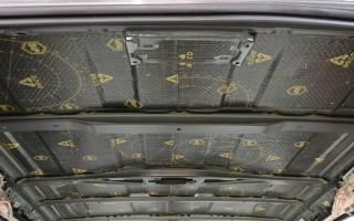 Как выбрать шумоизоляцию для автомобиля