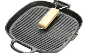 Как выбрать сковороду гриль для газовой плиты