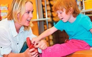 Как правильно выбрать ортопедическую обувь для ребенка