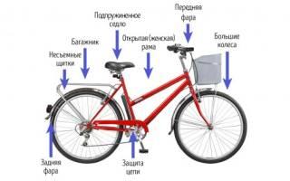 Городской велосипед как выбрать