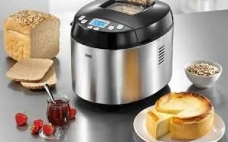 Как выбрать хлебопечку для дома советы эксперта