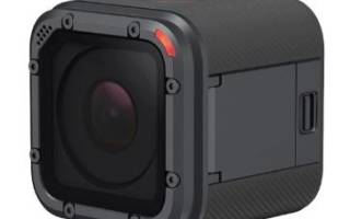 Gopro какую камеру выбрать