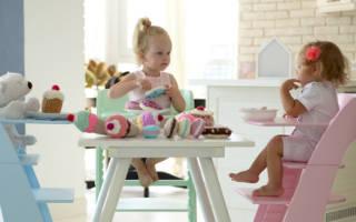 Детский стульчик для кормления как выбрать